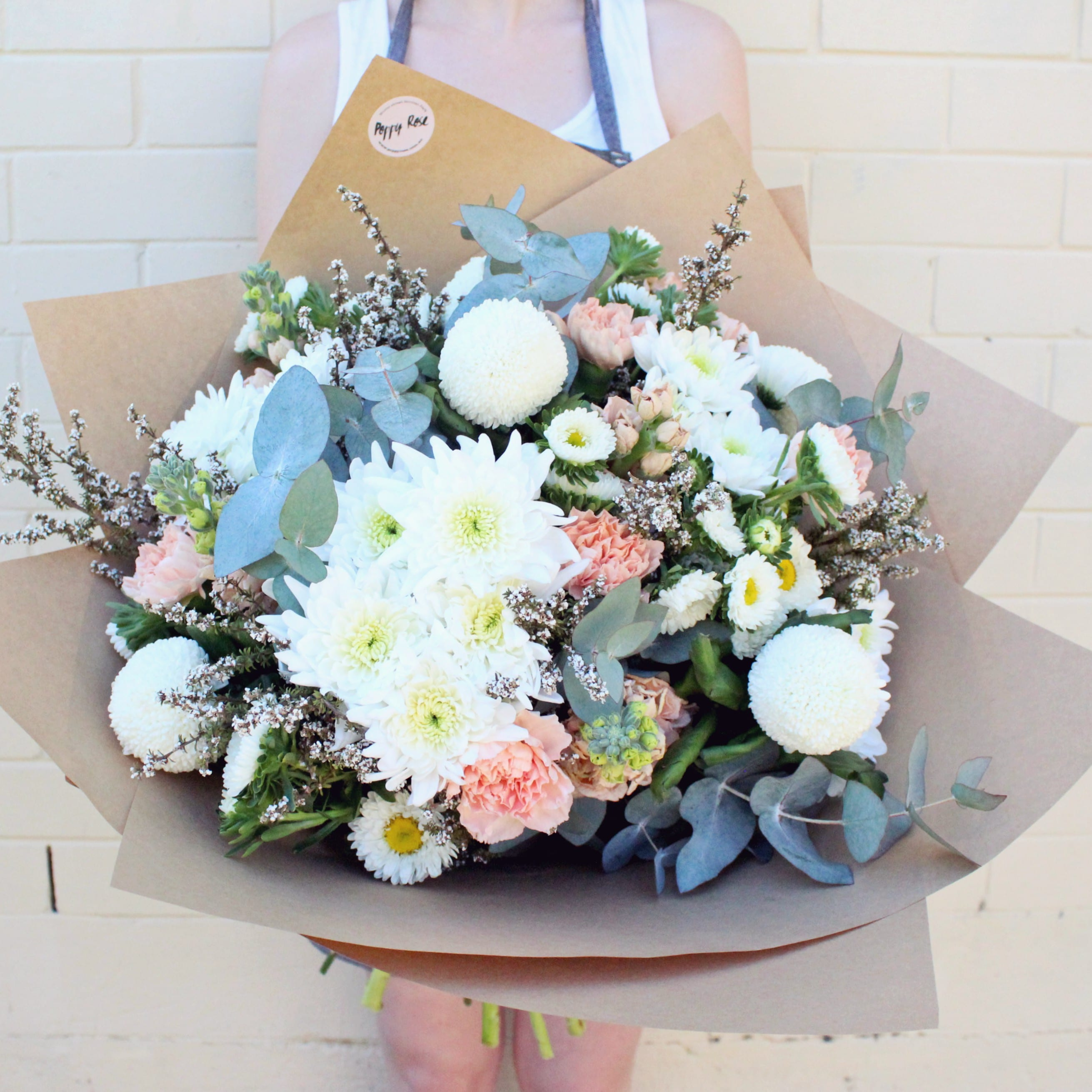 Poppy Rose | Choose your Style bunch | Flower delivery Norman Park | Brisbane