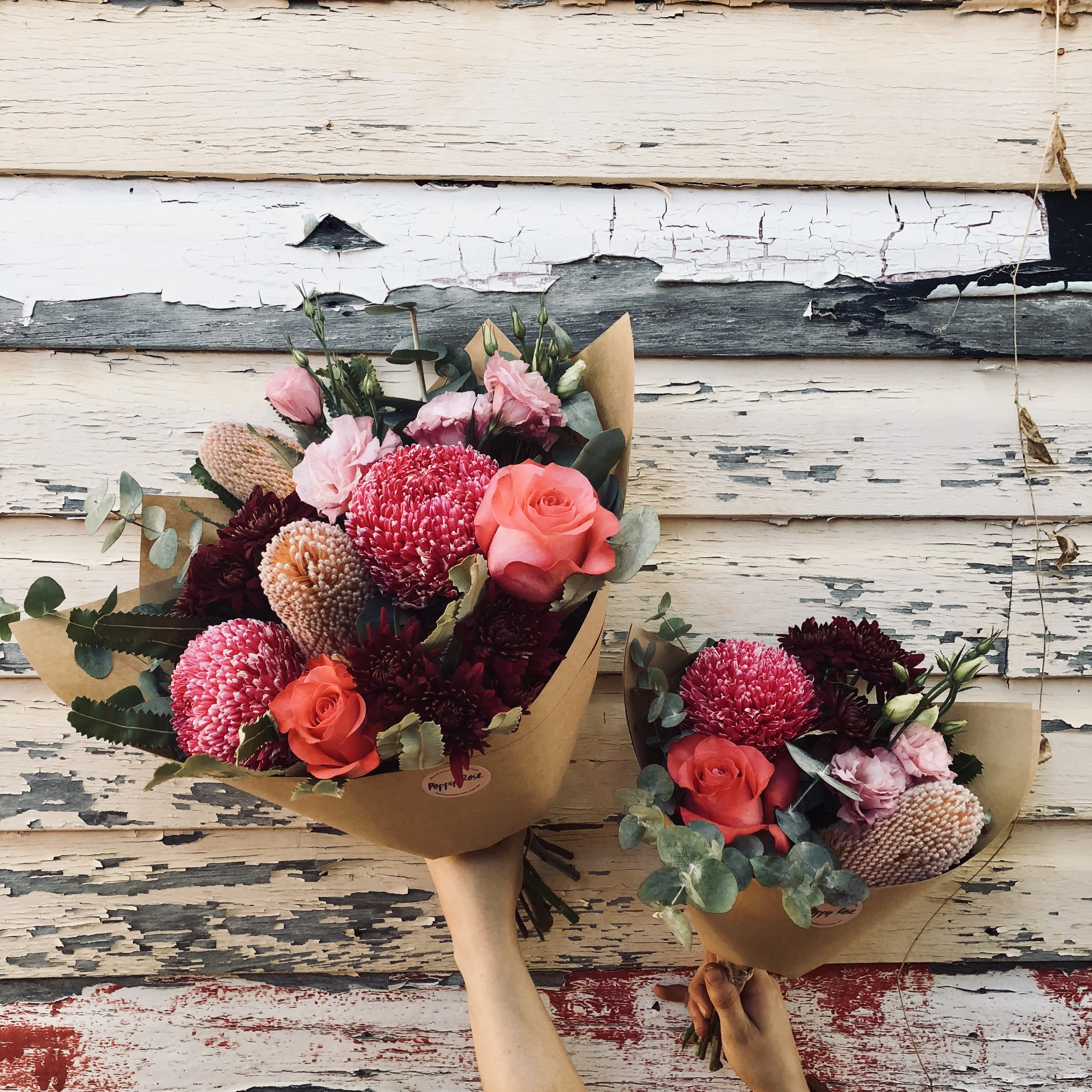 Wednesday 24th Jan // Small + Medium Bunches