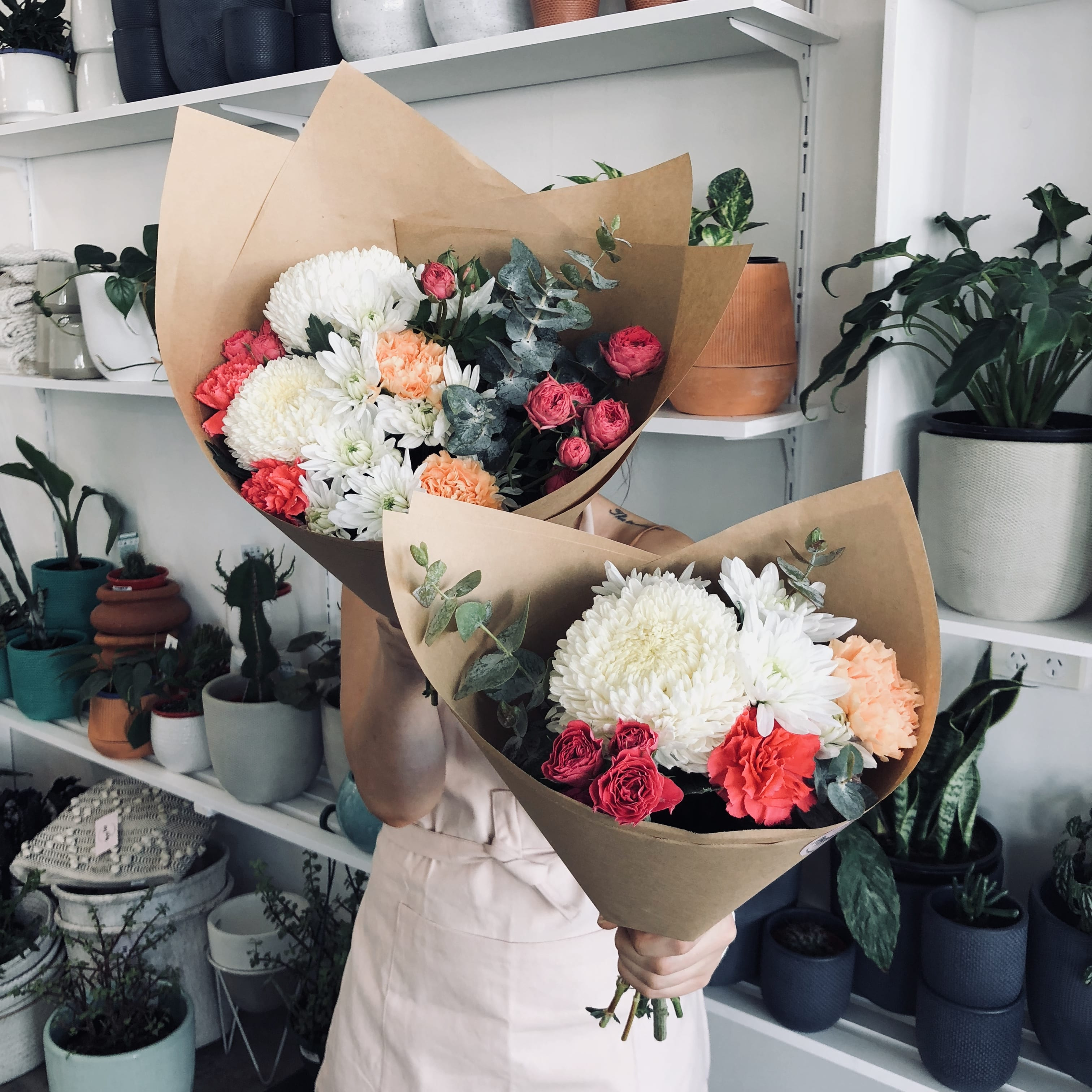 Tuesday 16th Jan // Small + Medium Bunches